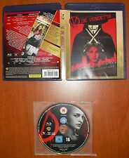 V de Vendetta (for) [Blu-Ray & Region Free A B C] Natalie Portman, Hugo Weaving