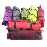 Automatic Inflatable Pillow Travel Outdoor Camping Hiking Air Cushion Portable