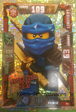 Lego® Ninjago™ Serie 2 Trading Card Game LE 2 Legendärer Jay