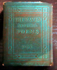 Little Leather Library The Raven and other Poems Edgar Allen Poe
