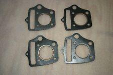 (Four) Honda CS 65 S-65 head gaskets Part # 122551-035-000