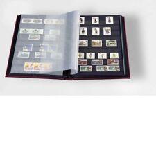 Leuchtturm 327381 Classificatore DIN A4, 32 pagine nere, copertura non imbottito