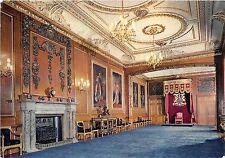 BT18614 windsor castle the garter throne room   uk