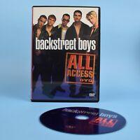 Backstreet Boys - All Access DVD - GUARANTEED