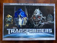 Transformers Movie 2007 Exclusive Region 1 Box Set