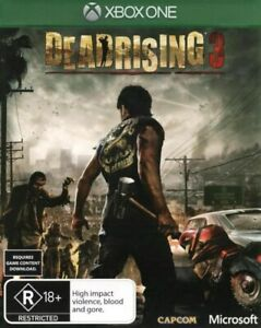 Dead Rising 3 *FREE Next Day Post from Sydney* Xbox One Game
