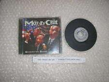 CD Metal Mötley Crüe - Generation Swine (14 Song) ELEKTRA JAPAN PRESS