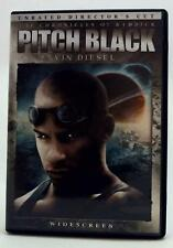 The Chronicles Of Riddick Pitch Black Fantasy Sci-Fi Thriller Action Dvd Movie