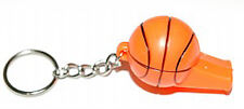 BASKETBALL WHISTLE KEY CHAIN (KC027)