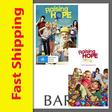 Raising Hope The Complete First and Second Season series 1 & 2 DVD set
