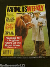 FARMERS WEEKLY - CASH FROM A FARM COTTAGE - JULY 10 1998
