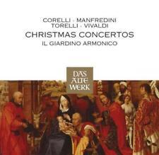 CHRISTMAS CONCERTOS NEW CD