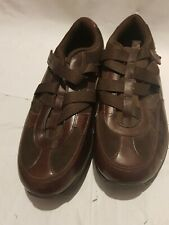 ladies brown sketchers shapups size 6 in good condition