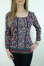 Per Una 3/4 Sleeve Casual Floral Tops & Shirts for Women