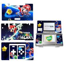Façades, coques et autocollants DS-Original pour jeu vidéo et console
