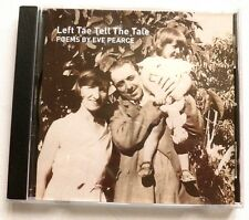 Eve Pearce - Left tae tell the tale  Poems by Eve Pearce CD