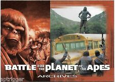 1999 Inkworks PLANET of the APES (55) Battle for the Planet of the Apes