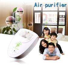 Mini Indoor Oxygen Bar Ionizer Air Fresh Purifier Freshener HomeWall 110/220V LO
