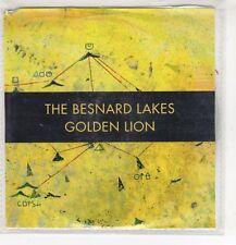(HF887) The Besnard Lakes, Golden Lion - 2015 DJ CD
