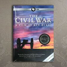 The Civil War A Film Directed By Ken Burns (DVD, 6-Disc Set) Brand New US seller