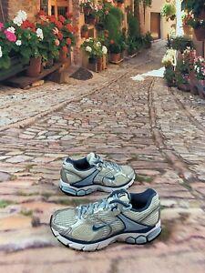 NIKE EQUALON 4 Women's Running Shoes sz 6.5  Metallic Blue (375282-141)