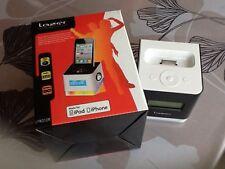 radio réveil station d'accueil pour iphone et ipod