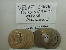 Velvet Drive Borg Warner Marine Transmission Forward Clutch Kit