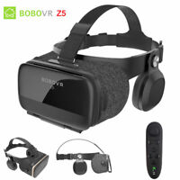BOBOVR Z5 3D VR Helmet 120 FOV Virtual Reality Glasses Android Stereo Headset