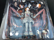NECA - IT - 7? Scale Action Figure - Ultimate Pennywise The Dancing Clown 2017