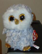 2018 Ty Beanie Boos OWLETTE the Owl 6
