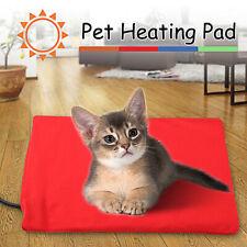 Electric Waterproof Pet Heated Pad Winter Blanket Bed Warmer Dog Cat