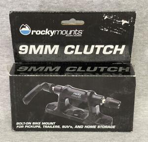 RockyMounts 9mm Clutch Bolt-On Bike Mount for Pick-Ups Trailers & SUVs - NEW