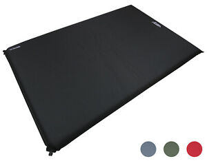 Andes Explora 10cm Double Self Inflating Camping Mat Mattress Camp Bed