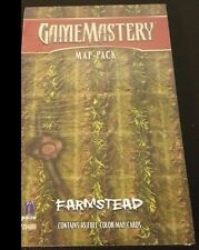 Gamemastery MAP PACK: FARMSTEAD PZO4019 Paizo Pathfinder Cards D&D Shrink SW NEW