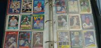 Paul Molitor  Baseball Card Lot: Various Years/Makes Brewers/Blue Jays HOF'er