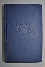 Langenscheidts Taschenwörterbuch, Deutsch-Italienisch, Antiquariat 1932