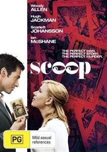 Scoop (DVD, 2007) - Ex Rental, Good Condition