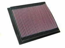 K&N 33-2548-A for Opel Kadett E performance washable drop in panel air filter