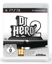 DJ Hero 2 PS3 Playstation 3 IT IMPORT ACTIVISION BLIZZARD
