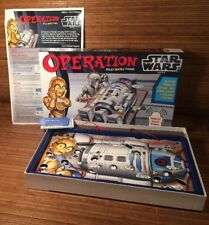 Operation Star Wars Edition Hasbro Silly Skill Game 2012 Complete FUN