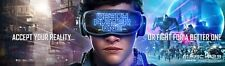 """Ready Player One (2018) Movie Silk Fabric Poster sci-fi 11""""x36"""""""