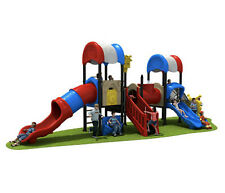25x12x12 Playground & 1,250 sqft EPDM Flooring Package Special #16 We Finance