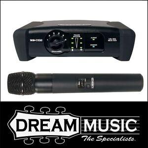 Line 6 XD-V35 Wireless Handheld Digital Microphone System RRP$669