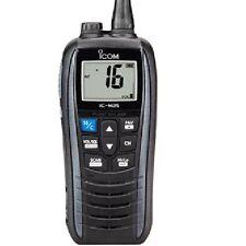 Icom IC-M25 euro PORTATILE MARINO VHF-VIVACE-GRIGIO MARINO