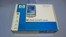 Hp Ipaq Hx2400 Pocket Pc Original Box With Some Extras! Check It Out!