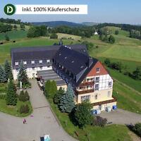 4 Tage Urlaub in Seiffen im Erzgebirge im Hotel Wettiner Höhe mit Halbpension