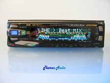 From Japan: ALPINE CDA-5755 (ERA-G320 with built-in CD player) Graphic EQ DSP