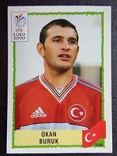 ☆ Panini Euro 2000 - Turkey / Türkiye Okan Buruk  #154