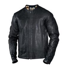 Blousons en cuir de vache pour motocyclette Homme taille XL