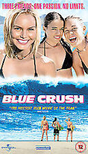 Blue Crush [VHS] [2003], Acceptable VHS, Kate Bosworth|Michelle Rodriguez, John